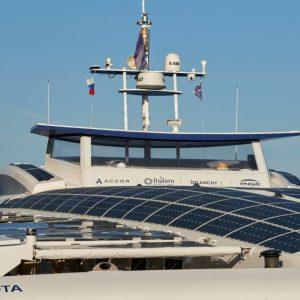 Toyota привезла в Россию корабль будущего