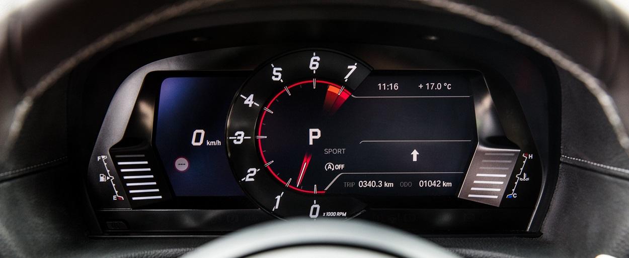 Toyota Supra 2019 Red_12