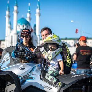 I этап гонки Can-Am X Race 2019 прошел в Татарстане
