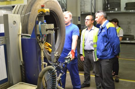 Российский завод Мишлен в Давыдово успешно прошел сертификацию