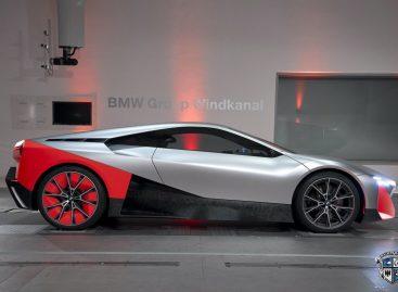 Для BMW m next создали звуковые эффекты