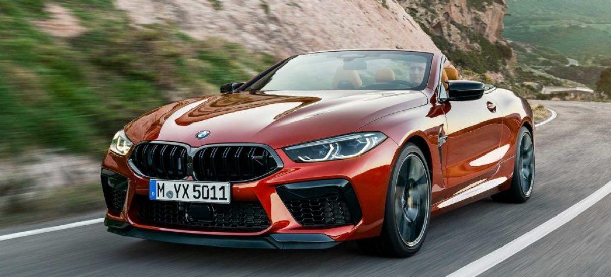 BMW – официальный автомобильный партнер 36-го Кубка Америки