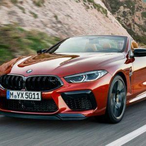 BMW - официальный автомобильный партнер 36-го Кубка Америки