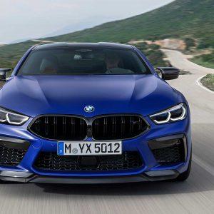 Состоялась официальная презентация обновленного семейства BMW M8