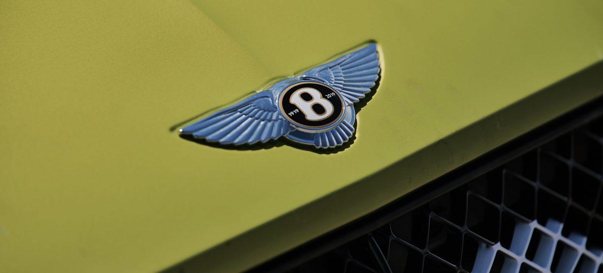 Continental GT попытается установить новый рекорд для серийных автомобилей на трассе Пайкс-Пик 30 июня