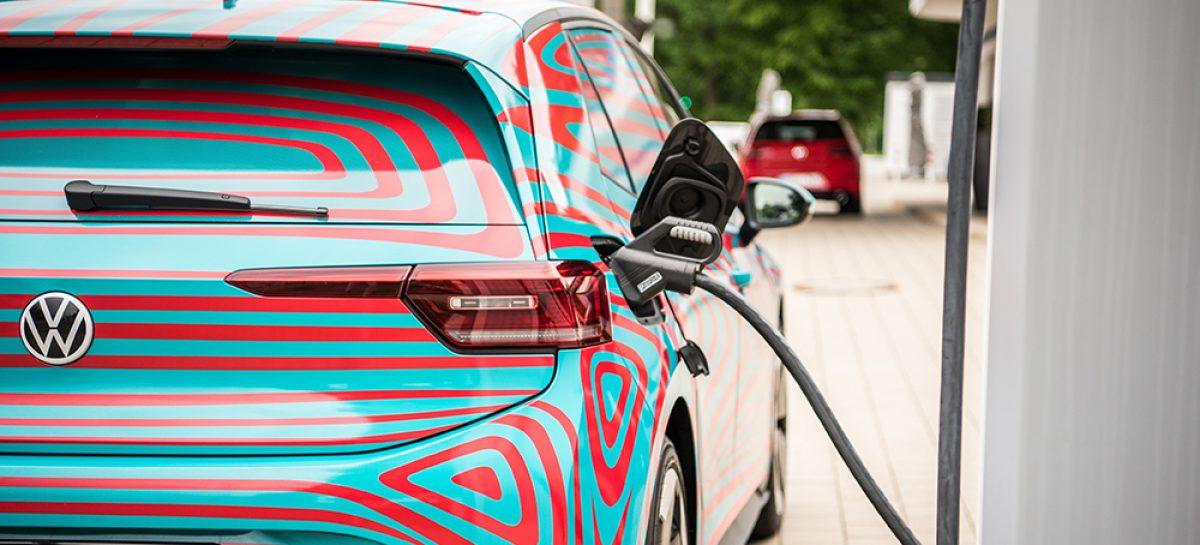 Volkswagen разработал новую линейку настенных зарядных модулей для модели ID.3