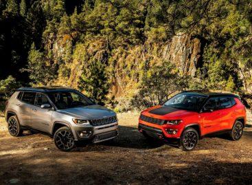 В мае продажи автомобилей Jeep выросли на 10 %