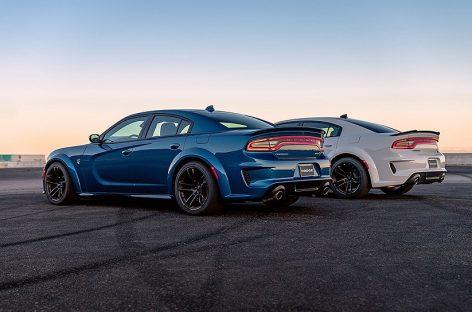 Представлена новая модификация Dodge Charger