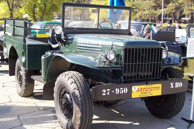 Dodge WС-51