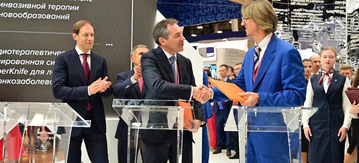 Для развития производства линейки Ford Transit в России подписан специальный инвестиционный контракт