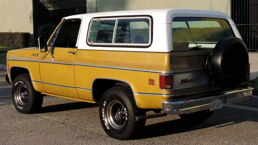 GMC Jimmy 3