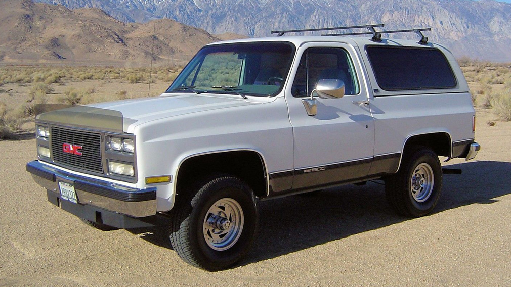 GMC Jimmy 5