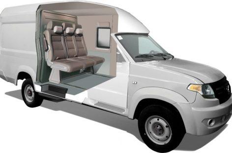 Грузопассажирский УАЗ-1288 получил одобрение Росстандарта