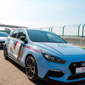 Первые тест-драйвы Hyundai i30 N прошли на российских треках