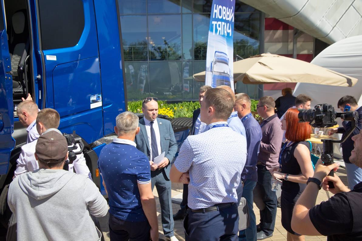 Ford Trucks F-MAX АСМАП 2019
