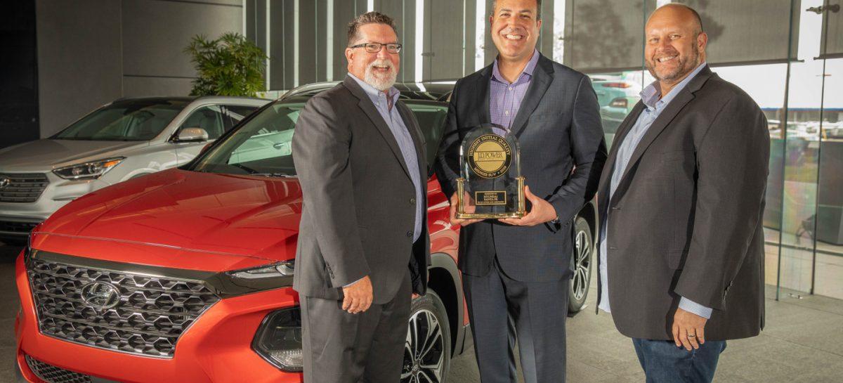 Hyundai становится вторым среди массовых брендов два года подряд