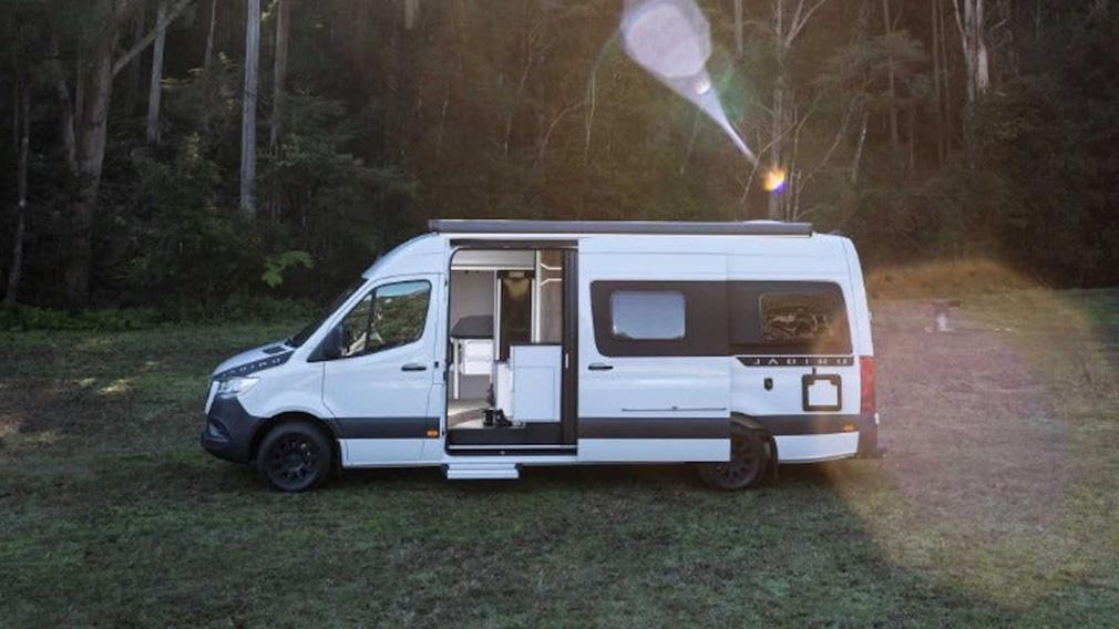 Jabiru Sprinter Camper Van