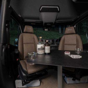 Автотюнеры из Австралии создали комфортабельный автодом на базе Mercedes-Benz Sprinter