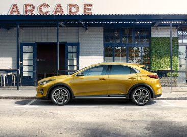 Новый Kia XCeed – современная и стильная альтернатива традиционным внедорожникам