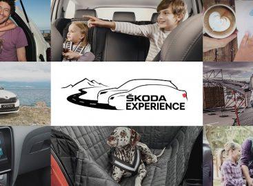 Škoda Auto организует федеральный тур уникальных тест-драйвов для всей семьи