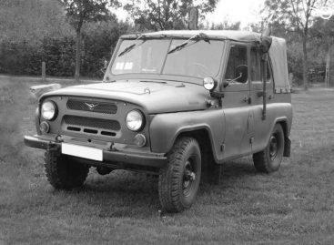 УАЗ «Белозор» – уникальная военная модель советских времен