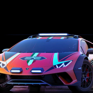 Lamborghini планирует выпустить Huracan Sterrato ограниченным тиражом