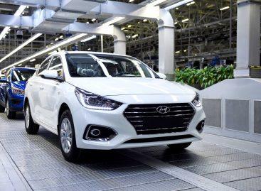 Всероссийскую премию «Экспортер года» завоевал завод Hyundai