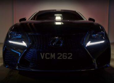 Lexus выступил в роли официального партнера фильма «Люди в чёрном: Интернэшнл»