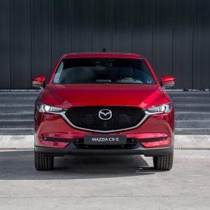 Представлена обновленная версия Mazda CX-5