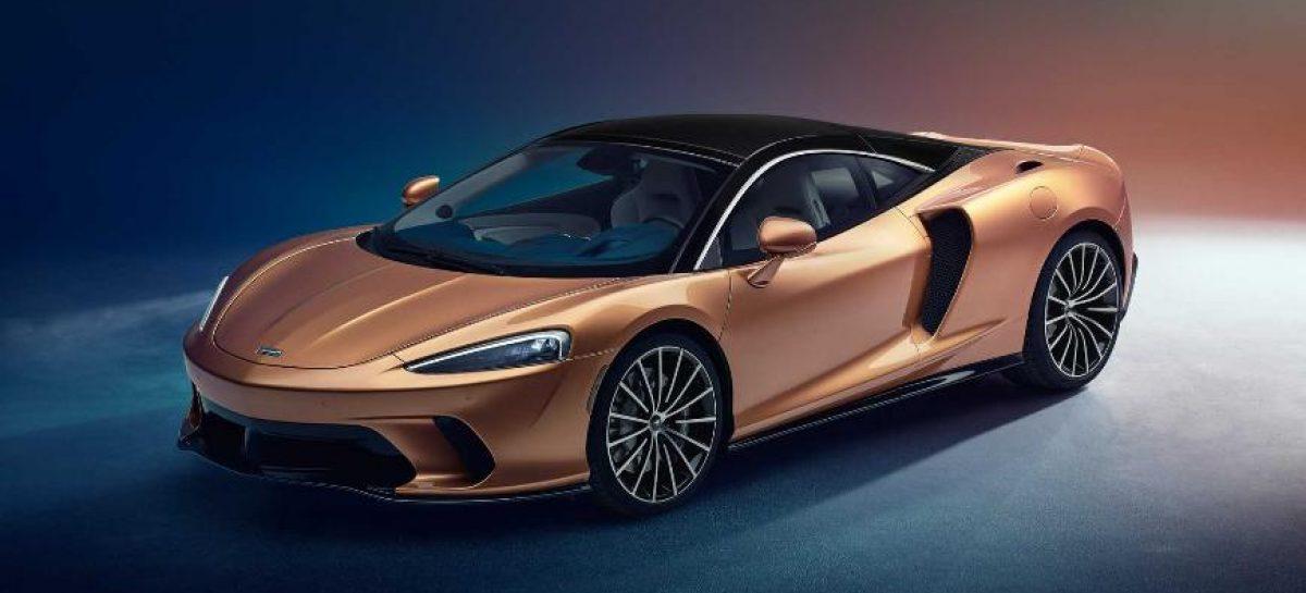 McLaren планирует провести презентацию своей новой модели