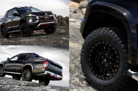 Новинка от Mitsubishi составит конкуренцию пикапу Ford Ranger Raptor