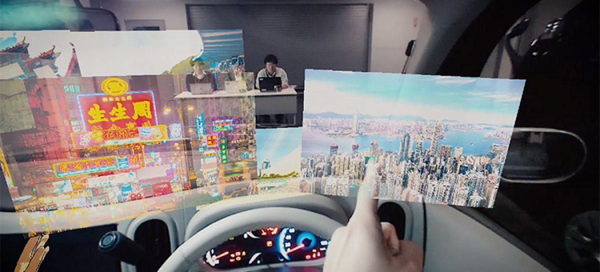 Компания Nissan представила свою концепцию мобильности будущего