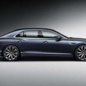 Новый Bentley Flying Spur - самый роскошный спортивный седан