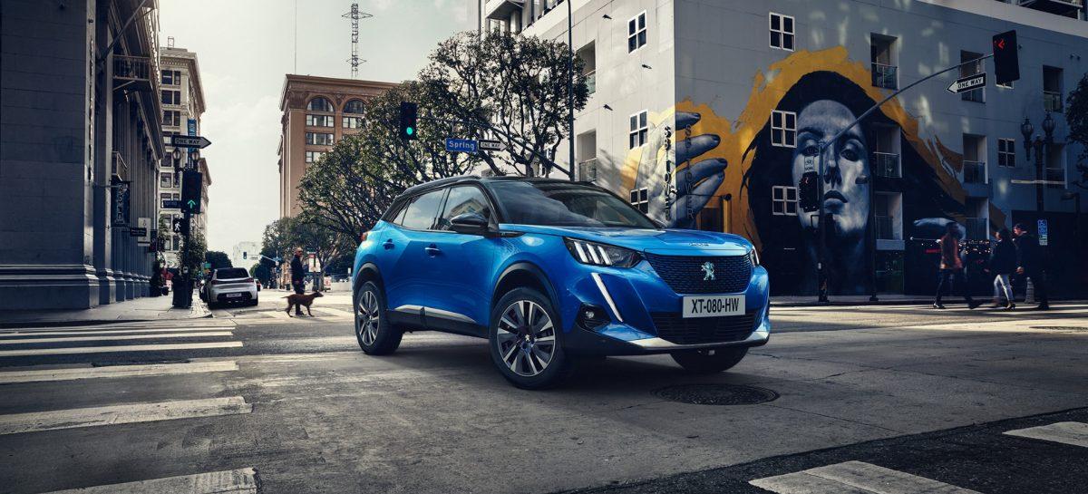 Старт продаж нового SUV Peugeot 2008 в Европе намечен на конец 2019 года