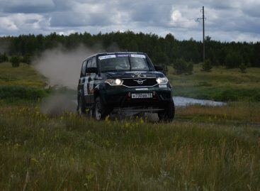 Победителем третьего этапа Кубка России по ралли-рейдам стала команда УАЗ