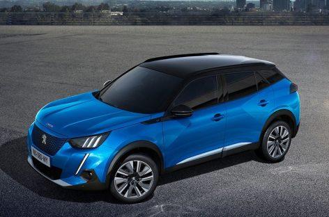 Появились официальные снимки нового Peugeot 2008