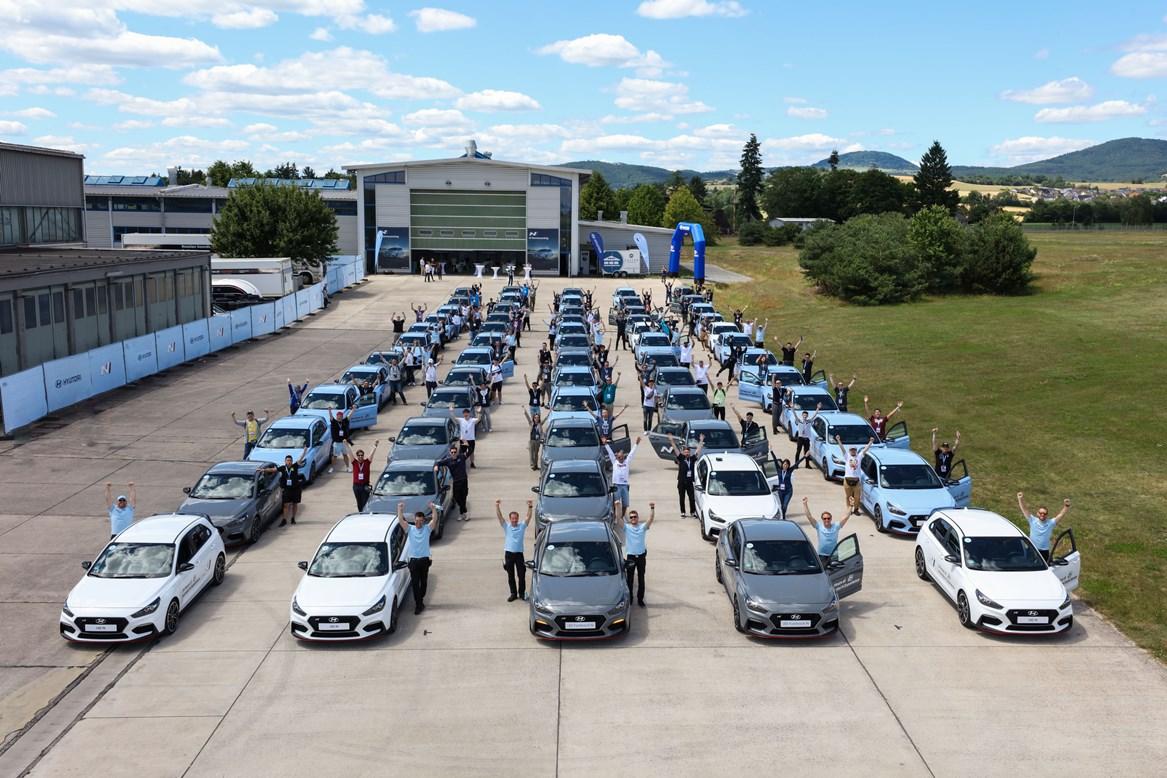 Hyundai Motor 24 часа Нюрбургринга