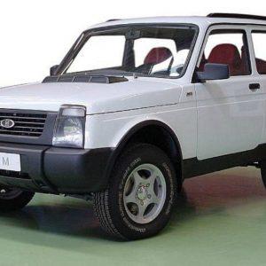 Фото неизвестной версии Lada 4x4 появилось в сети
