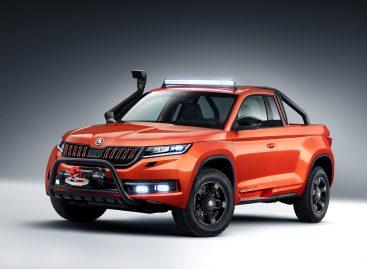 Эффектный концепт-кар Škoda Mountiaq – впечатляющий результат работы студентов