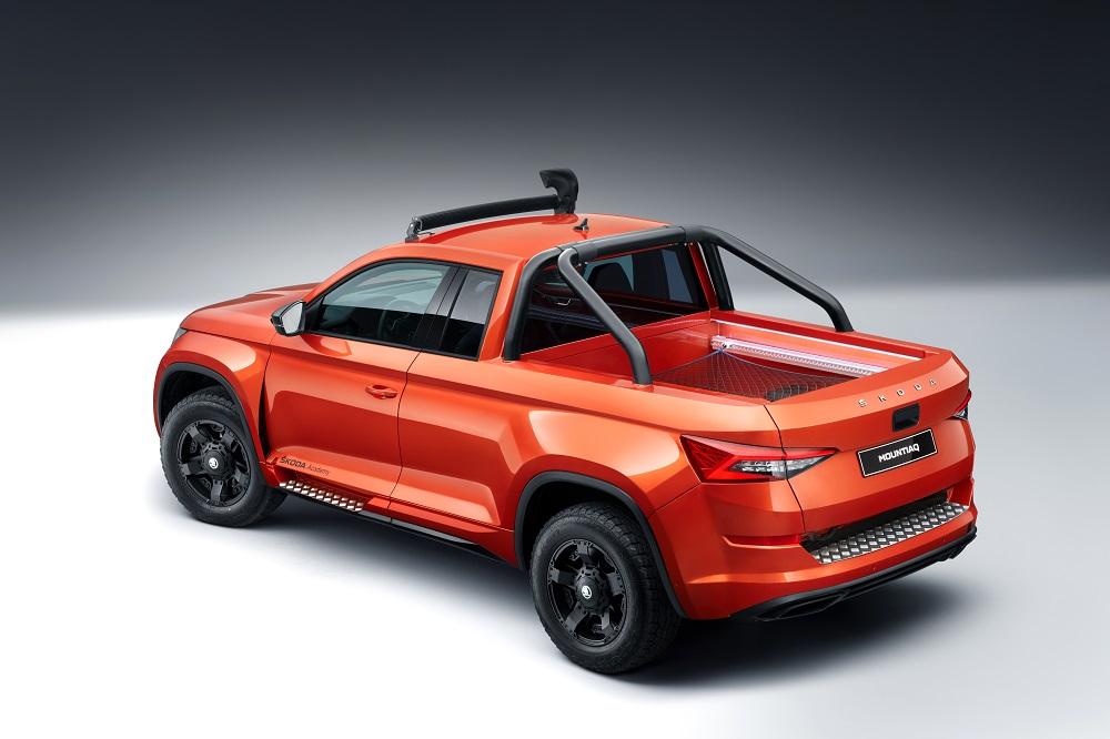 Škoda Mountiaq - студенческий концепт-кар