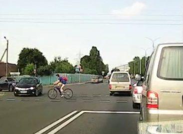 ДТП на пешеходном переходе: неспешившийся велосипедист – беда для водителя