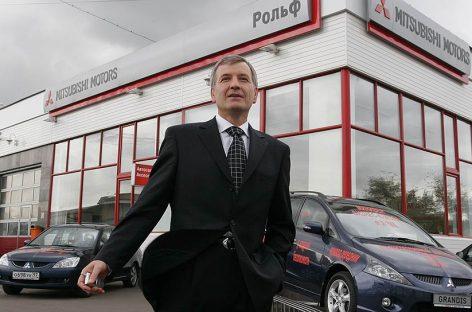 """Основателю """"Рольфа"""" Сергею Петрову предложили продать бизнес"""