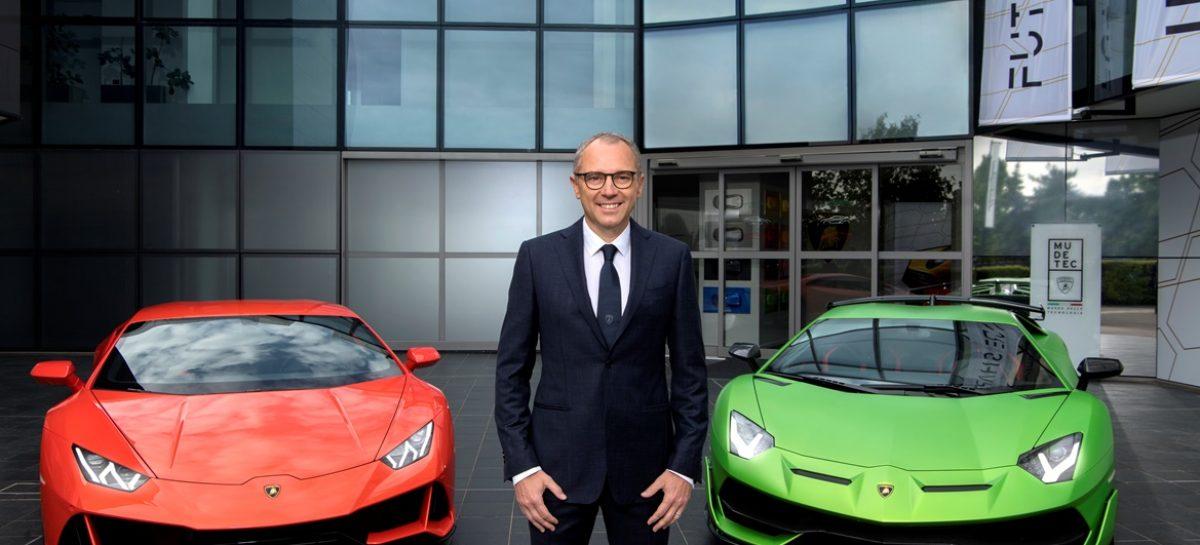 На аккаунт Automobili Lamborghini в Instagram подписались более 20 миллионов человек