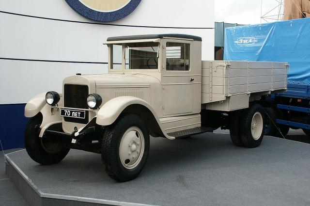 Трехтонка (ЗИС-5) 1933 г