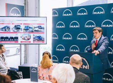 Компания MAN стала генеральным партнером фестиваля SPbTransportFest