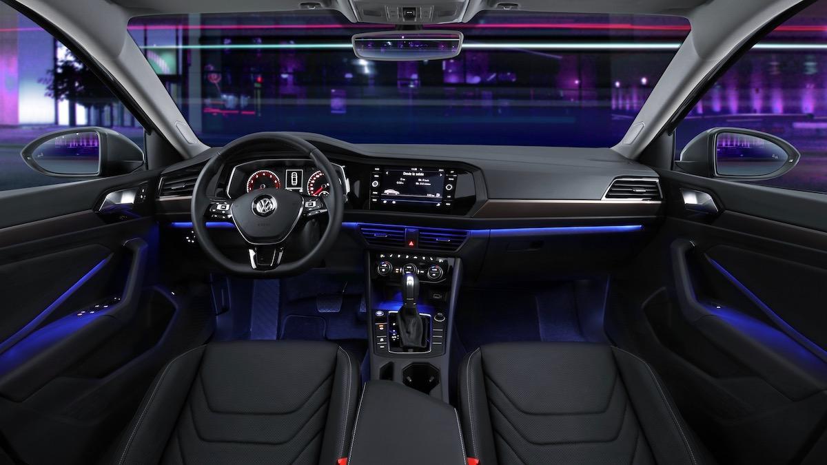 Volkswagen Jetta 7 поколения 2