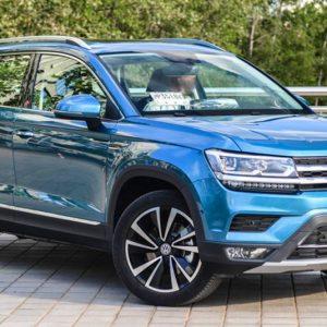 Объем продаж Volkswagen Tharu бьют рекорды