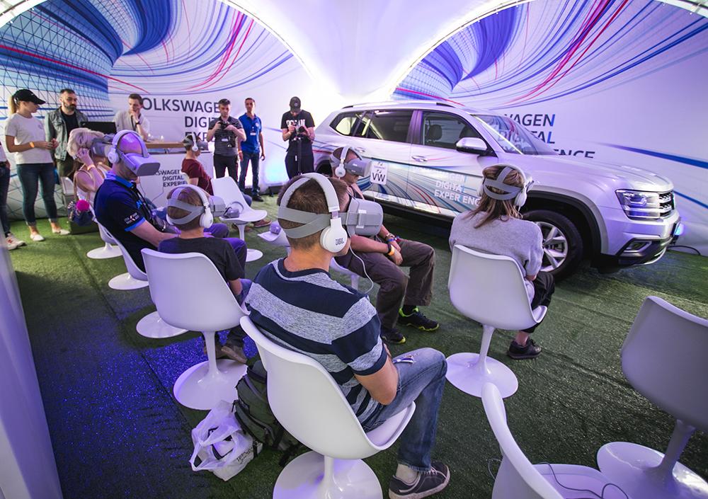 Volkswagen Digital Experience