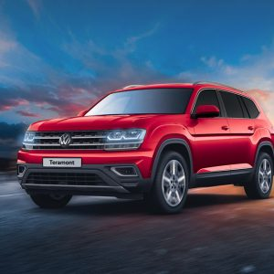 Заказы на Volkswagen Teramont открыты
