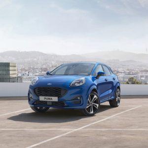 Новый кроссовер Ford пришел на смену паркетнику EcoSport